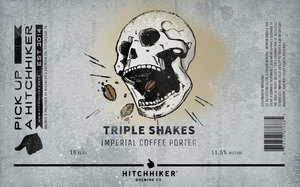 Triple Shakes - Imperial Coffee Porter - 4-Pack